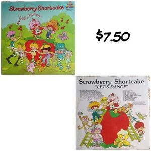 5 vintage Strawberry Shortcake record albums ($7.50 each) Kitchener / Waterloo Kitchener Area image 4