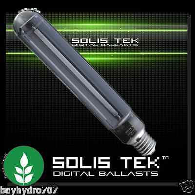 2Pc Solis Tek 400W Hps Digital Hf Bulb Brand New Save    W  Bay Hydro