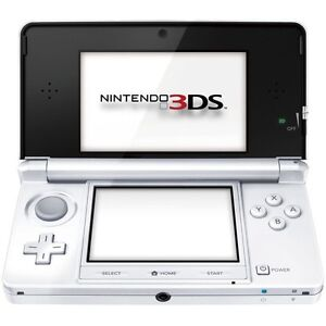 Looking for an Ice White 3DS