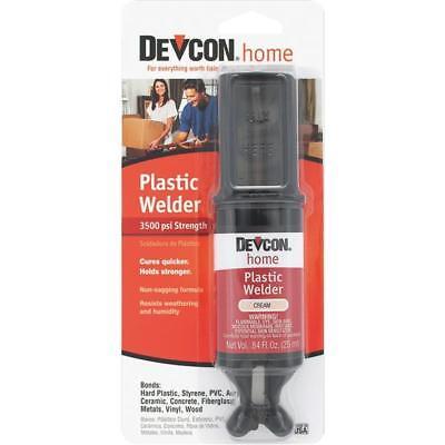3 Pk Devcon 1 Oz. Best Heavy-Duty High-Quality Performance Plastic Welder