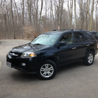 2006 Acura MDX Brown SUV, Crossover