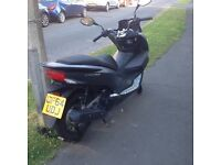 Honda PCX 125cc brought new 1 owner, 64plate