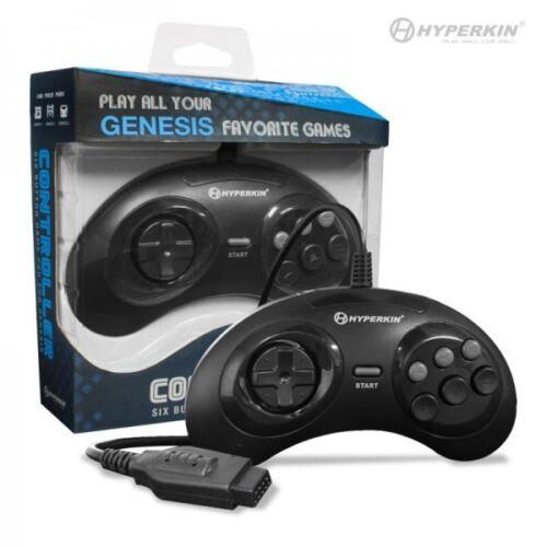 "New Sega Genesis Premium 6-button Controller - Hyperkin ""gn6"""