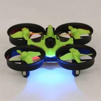 Eachine E010 Mini 2.4G 4CH 6 Axis Headless Mode RC Quadcopter RTF