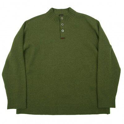 Papas Knit Sweaters Size LL(K-39758)