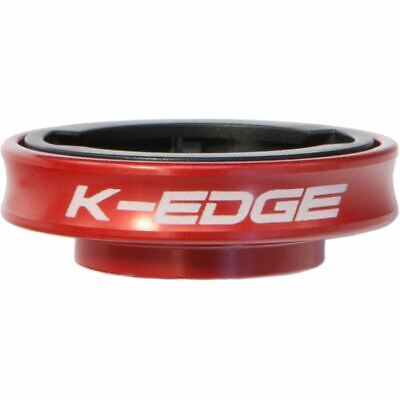 K-Edge Garmin Gravity Cap Mount, Red for sale  Shipping to Ireland