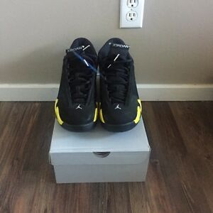 "Air Jordan 14 ""Thunder"" (Size 11)"