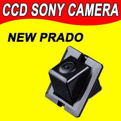 CCD parking reverse car camera for Toyota NEW Prado back up rear view waterproof