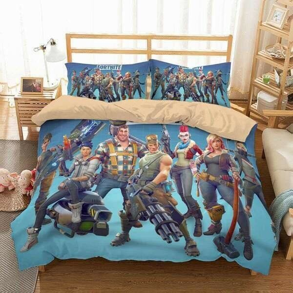 Personalised Fortnite Bed Sets In Edgbaston West
