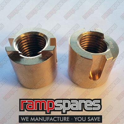 Two Tecalemit Main Lift Nut (Long Slot) Mark 5 2 post Lift Garage spares parts