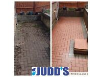 Judd's professional driveway cleaning & sealing, IPSWICH SUFFOLK