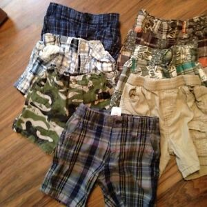 Shorts 12 and 12-18 months