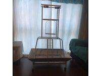 Brand new large parrot stand