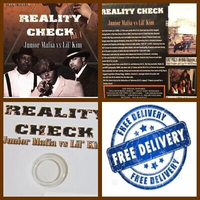 Reality Check Vol. 1 (DVD) Junior Mafia vs Lil' Kim, Snoop Dogg, Lil' Cease