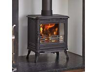 Franco Belge Montfort Elegance Wood Burner