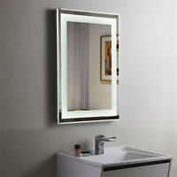 PREORDER for BEST PRICE! LED Mirror with ON/OFF Switch