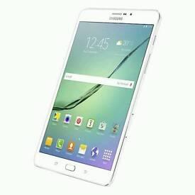 Samsung Galaxy Tab S2 -8 Inch, 32GB, 4G LTE, White