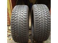 Bridgestone blizac winter tyres