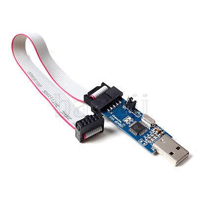 3.3v 5v Usb Isp Usbasp Programmer Cable For Atmel Avr Atmega 51 Attiny Ma