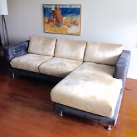 High quality chaise sectional sofa