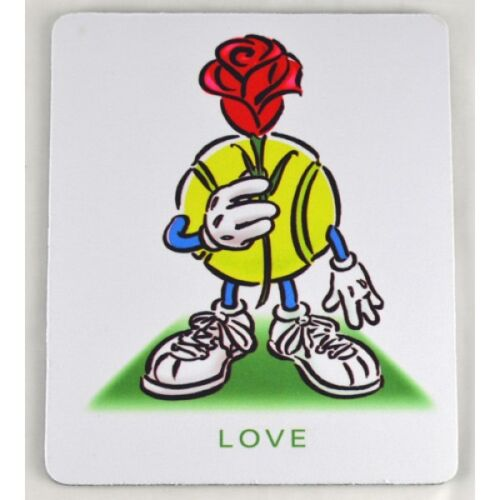 """Tennis """"LOVE"""" Mouse Pad"""