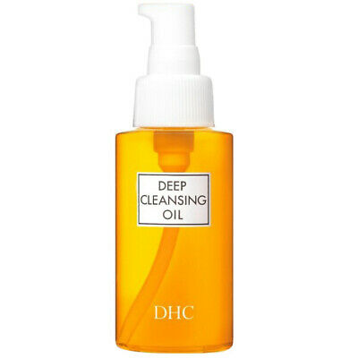 DHC Medicated Deep Cleansing Oil 70mL Makeup Remover from Japan