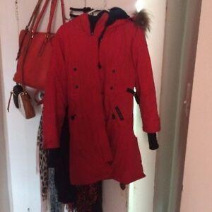 XS Canada Goose Coat