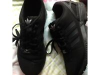 Adidas torsion trainers size 5