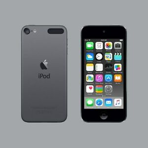 Apple iPod touch, 16GB, 6th Generation, Space Gray