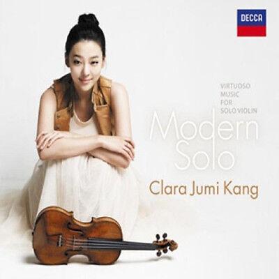 CLARA JUMI KANG - MODERN SOLO 1CD KOREA EDITION SEALED