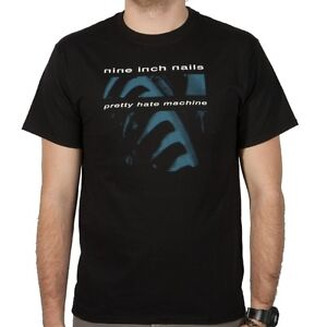 NIN - Nine Inch Nails - Pretty Hate Machine - Band Shirt