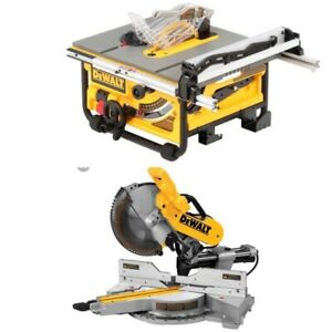 Looking for Sliding Miter Saw and Table Saw