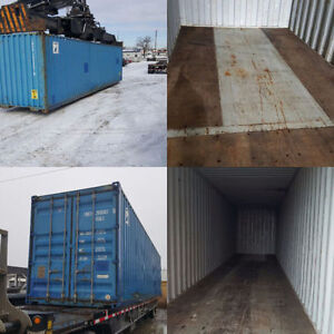 SHIPPING CONTAINERS STORAGE CONTAINERS BELLEVILLE