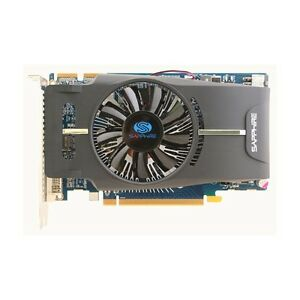 Sapphire Radeon HD6770 1GB Gaming Graphics Video