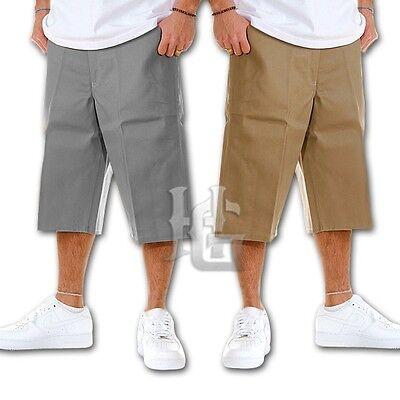 Ben Davis Original Classic 50/50 Blend Genuine Mens Shorts