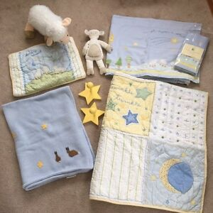 Pottery Barn Twinkle Twinkle Nursery Set