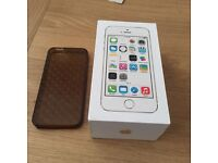 IPhone 5s on EE 16gb Silver