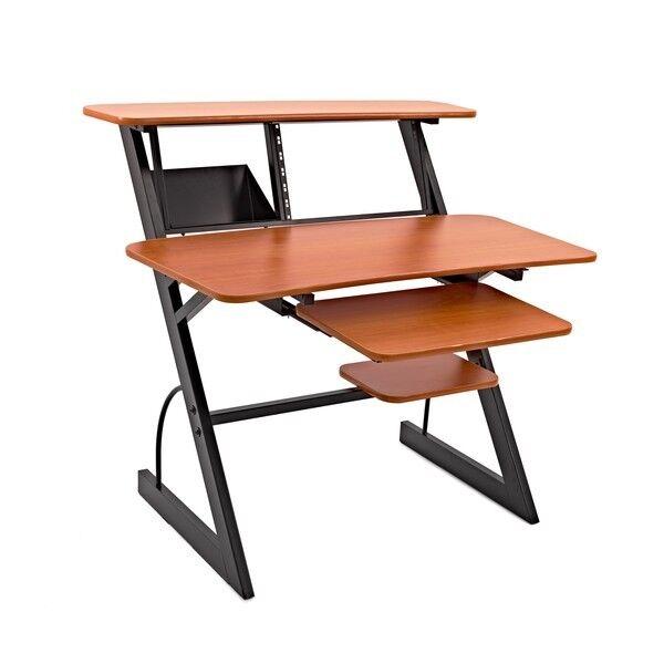 4 Tier Home Studio Desk by Gear4music 6U