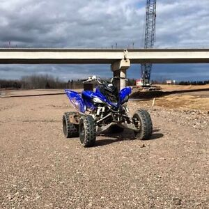 2009 yamaha raptor 700 BUILT