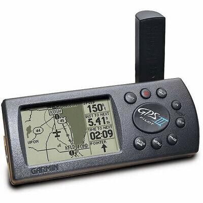Garmin GPS Pilot 111 Aviation Navigation GPS System