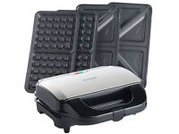 VonShef Sandwich and Waffle maker/toaster - Like-New