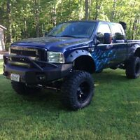 2006 ford xlt f250 diesel lifted