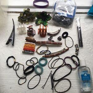Barette hairplugs elastique cheveux bobepine ...