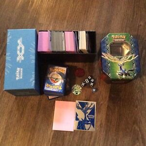 Ensemble Cartes Pokemon XY