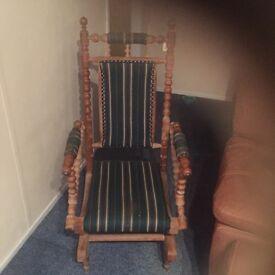 Glider/rocking chair