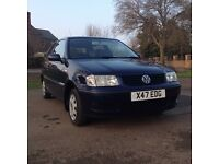 VW Polo 6n2 1L SPAIRS OR REPAIR