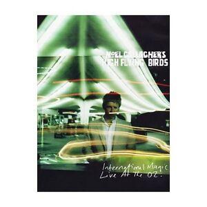 Noel Gallagher S High Flying International Magic Live At The O2 - France - État : Neuf: Objet n'ayant jamais été ouvert, ou dont l'emballage comporte toujours le sceau de fermeture intact du fabricant (si applicable). L'objet comporte toujours le film plastique d'origine (si applicable). Consulter l'annonce du vendeu - France