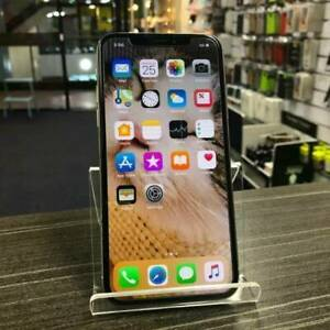 MINT CONDITION IPHONE X 256GB SILVER UNLOCKED WARRANTY INVOICE