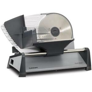 Cuisinart Food Slicer CFS150C | Very Good Condition