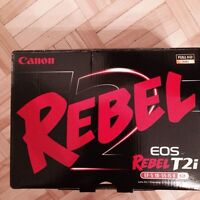Canon EOS DSLR Rebel T2i